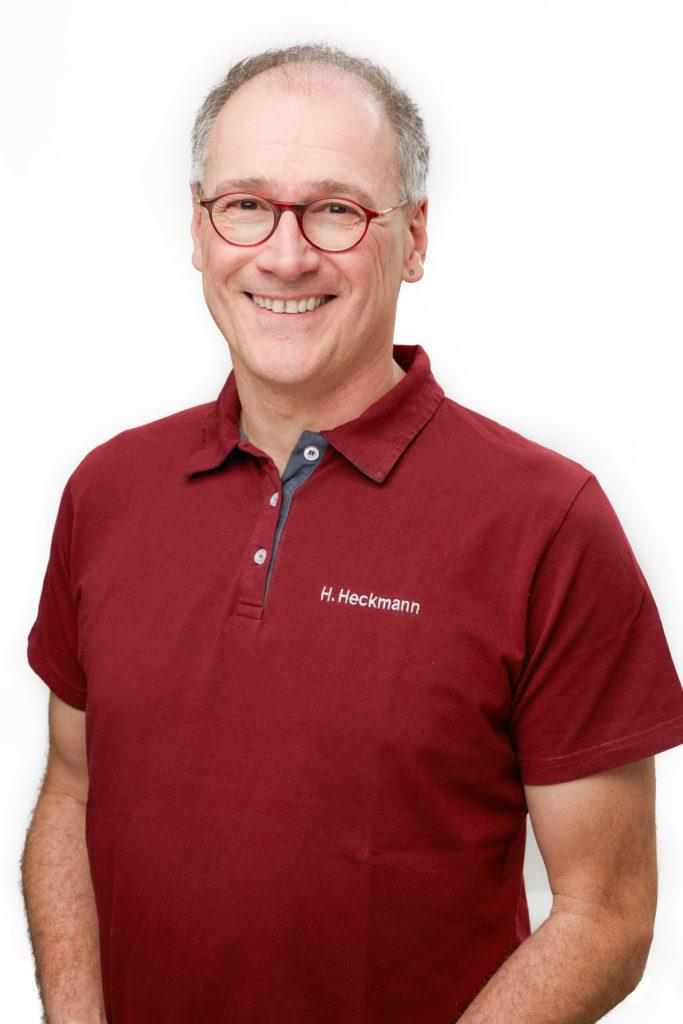 Dipl- Physiker Heinz Heckmann