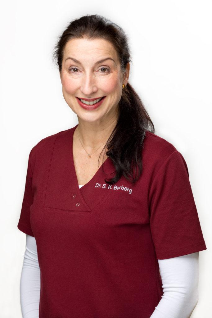 Dr. med. Sigrid Klara Borberg